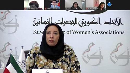 التمكين المجتمعي للمرأة - نماذج دولية وآفاق كويتية