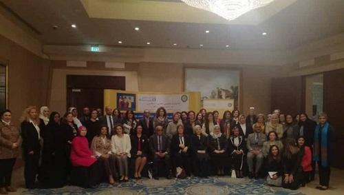 منظمة المرأة العربية تشارك في الاجتماع الإقليمي التحضيري للدورة الـ (63)لجنة المرأة بالأمم المتحدة