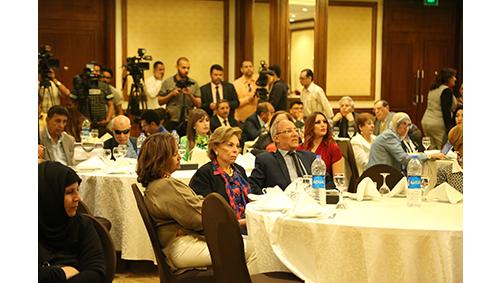 منظمة المرأة العربية تنظم احتفالية ثقافية كبرى تحتفي بالمرأة الليبية