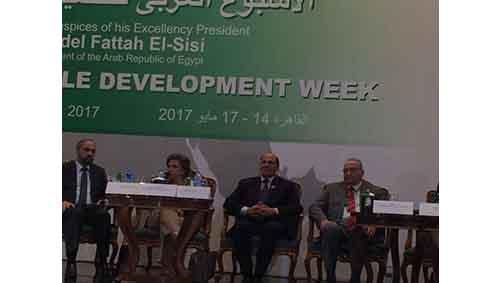 منظمة المرأة العربية تشارك في جلسة تعزيز الأمن والسلم والعدالة