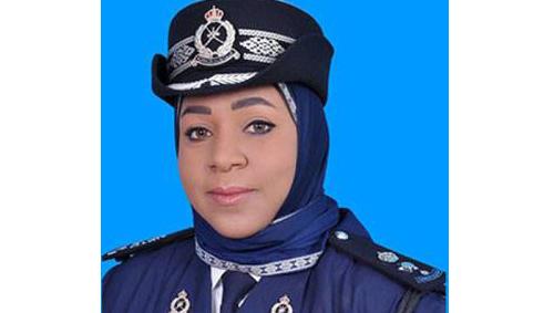 منظمة المرأة العربية تشيد بتعيين أول امرأة في منصب مديرة إدارة شرطة النجدة بسلطنة عمان