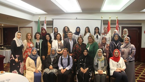 منظمة المرأة العربية تختتم دورة تدريب مدربات في مجال التمكين السياسي