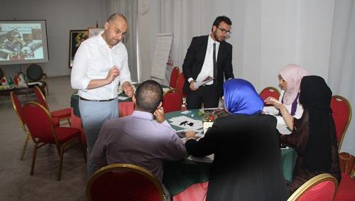 اختتمت منظمة المرأة العربية اليوم فعاليات حوار الشباب العربي حول