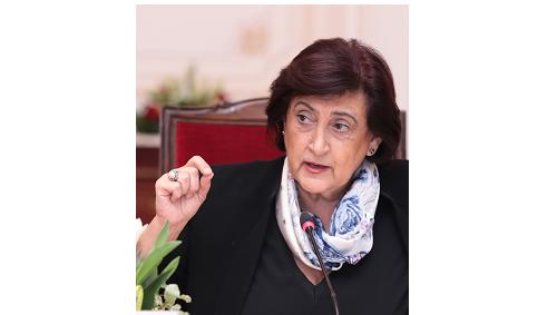 منظمة المرأة العربية: نسعي إلى التعاون مع المنظمات الوطنية والدولية للنهوض بأوضاع المرأة