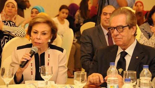 """منظمة المرأة العربية تشارك في الحلقة النقاشية  """"المرأة المصرية في ضوء بيانات تعداد السكان لعام 2017"""""""
