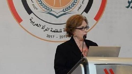 منظمة المرأة العربية تنعي وفاة السيدة جيهان السادات