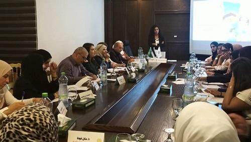 منظمة المرأة العربية تعقد ورشة عمل تشاورية:  حول تفكيك الصور النمطية في تنشئة الأطفال بالأردن
