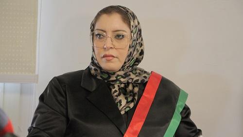 الوزيرة الليبية تتسلم رئاسة المجلس الأعلى لمنظمة المرأة العربية