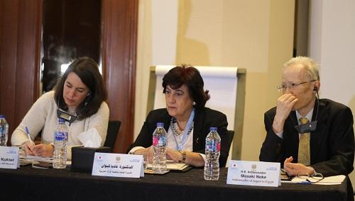 منظمة المرأة العربية تفتتح ورشة عمل