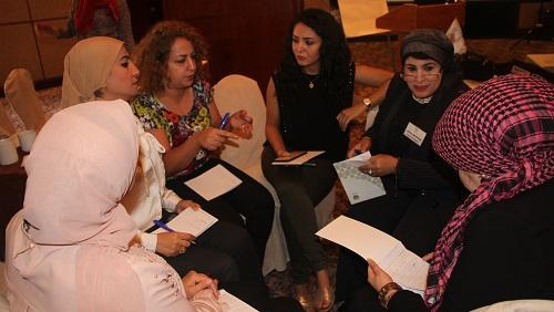 اختتام الدورة التثقيفية حول تطور قضايا المرأة والنوع الاجتماعي في المنطقة العربية ودور منظمة المرأة العربية