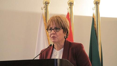 كلمة السيدة غنية الدالية وزيرة التضامن الوطني والأسرة وقضايا المرأة بمناسبة في الاجتماع التاسع للمجلس الأعلى لمنظمة المرأة العربية