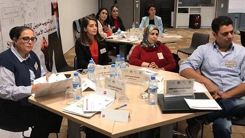 منظمة المرأة العربية تعقد