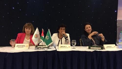 منظمة المرأة العربية تطلق دورة تدريب مدربين TOT حول