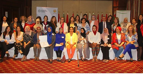منظمة المرأة العربية تختتم الدورة التدريبية المتخصصة للسيدات في مجال مراقبة الانتخابات