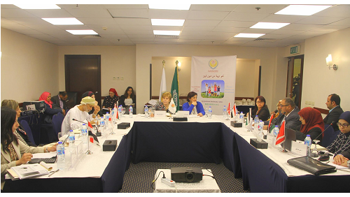 منظمة المرأة العربية تستعرض جهود الدول العربية في إدماج النوع الاجتماعي في العملية التعليمية